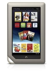 Nook Tablet: Hands On With Barnes & Noble's Amazon Kindle Fire Competitor