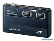 Panasonic 3D Lumix DMC-3D1 Digital Camera