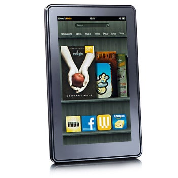 Black Friday Sales Make Kindle Fire a Bestseller