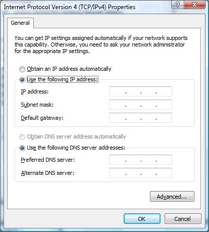 TCP/IPv4 Properties - penetrator.org