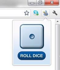 RandomMagic Chrome extension screenshot