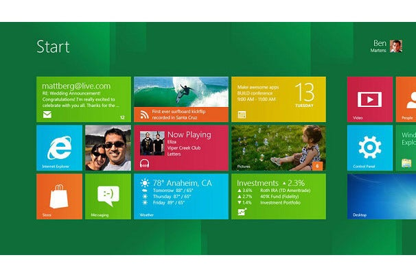 Windows 8: 13 Features Worth Knowing About
