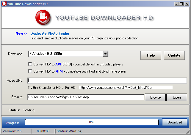 can you download a youtube video
