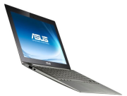 An Asus ultrabook