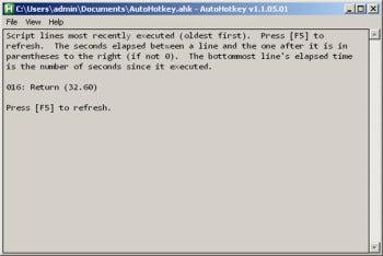 Automation Program AutoHotkey Works Well, But Takes Knowhow | PCWorld