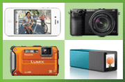 Camera and Camera-Phone Trends to Expect in 2012