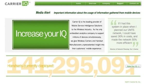 Carrier IQ controversy | PCWorld
