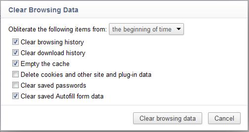 How do you delete Google history?