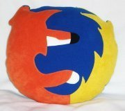 Firefox pillow
