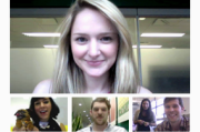Google Hangout on Google+