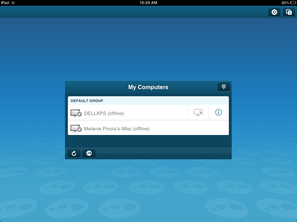 LogMeIn Goes Free With iOS App for iPad and iPhone Remote