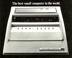 poster of small computer