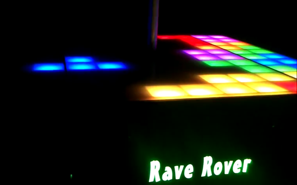 Diy Disco Dance Floor Is The Only Thing You Ll Need At