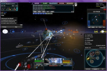 Star Ruler screenshot
