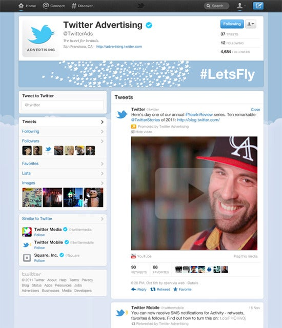 Better Branding With Twitter Business Profiles