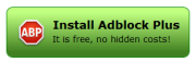 Adblock Plus extension for Firefox