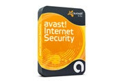 Avast Internet Security 2012 PC security suite