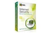 AVG Internet Security 2012 PC security suite
