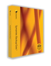 Symantec Backup Exec can back up data on both physical and virtual systems.