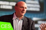 Steve Ballmer Delivers Microsoft's Final CES Keynote