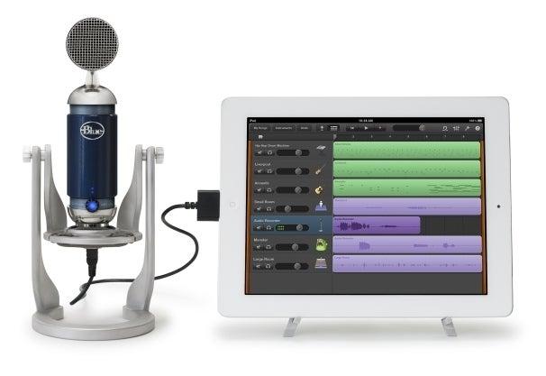 blue microphones unveils 3 new mics pcworld. Black Bedroom Furniture Sets. Home Design Ideas