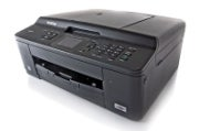 Brother MFC-J430w color inkjet multifunction printer