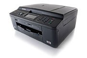Brother MFC-J625DW color inkjet multifunction printer