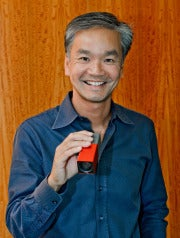 Lytro executive chairman Charles Chi