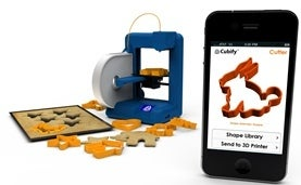 Cubify's New 3D Printer