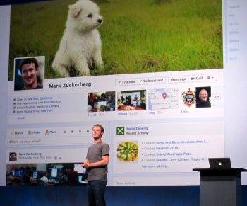 Facebook's new Timeline comes with frictionless sharing.