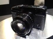The Fujifilm X-Pro 1