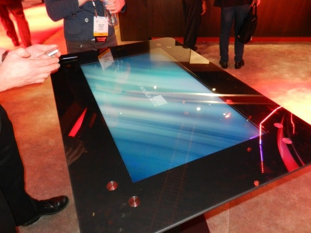 Superbe GameTime Table Is A Game Console Meant For Your Bar | PCWorld