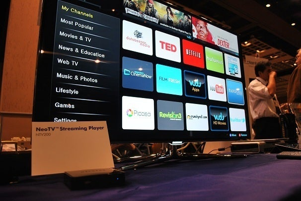 Netgear's NeoTV Gears Up to Take on Roku