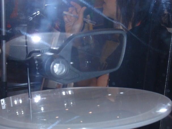 Vuzix monocular display prototype