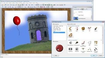 RealWorld Paint screenshot