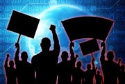 Stick It to the Man: How the Internet Helps Revolution Thrive