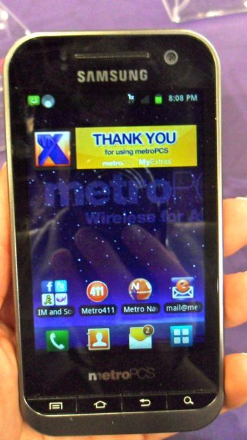 Samsung Galaxy Attain 4G Review: Affordable LTE, but Bundled
