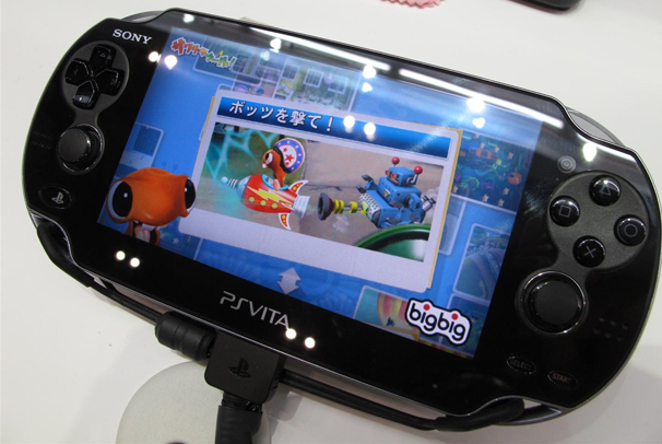 PlayStation Vita Hands-On Report