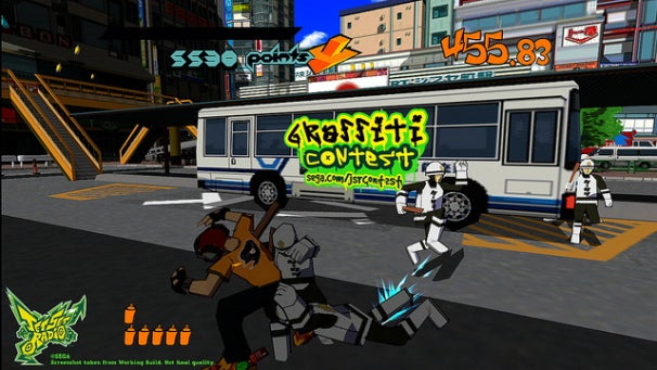 Jet Set Radio Skating to the PC and Consoles This Summer | PCWorld