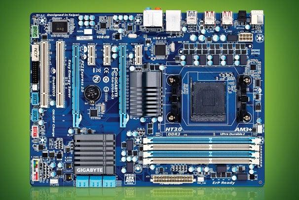 motherboard 4 ram slots