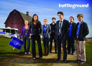 Hulu Gets Into Original Content Biz with Series Called 'Battleground'