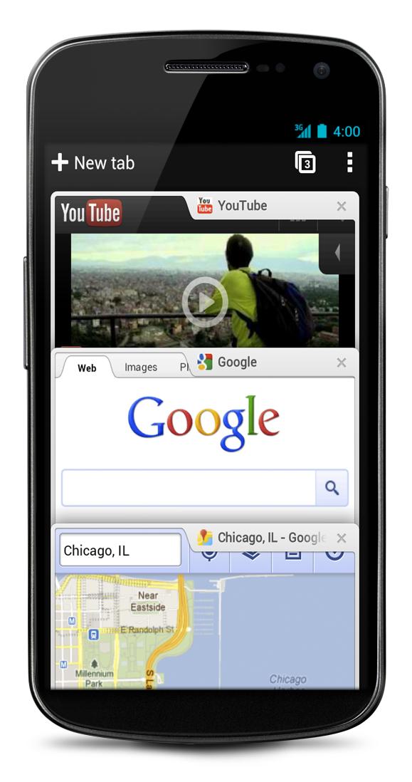 Chrome for Android Beta: 3 Drawbacks | PCWorld