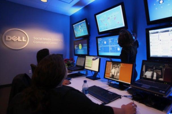 Dell Social Media Command Center