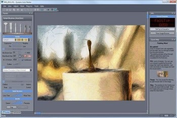 Dynamic Auto Painter screenshot