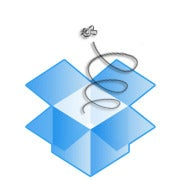 Dropbox logo - we