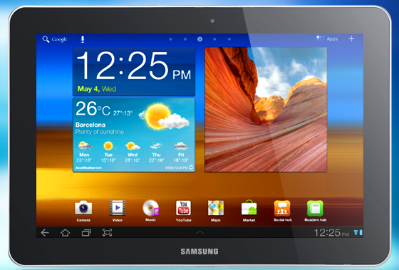 new low samsung galaxy tab 10 1 inch 16gb wi fi tablet 400 pcworld. Black Bedroom Furniture Sets. Home Design Ideas