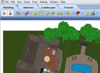 Design Or Remodel With Hgtv Home Landscape Platinum Suite Pcworld