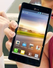 LG Optimus 4X HD quad-core smartphone