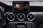 Siri in the Mercedes