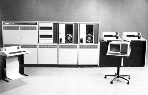 If It Ain't Broke, Don't Fix It: Ancient Computers In Use Today